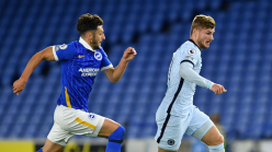 Werner details key differences between Premier League and Bundesliga after Chelsea debut in victory against Brighton