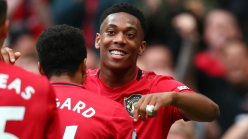 Martial welcomes No.9 pressure at Man Utd & wants to mix beautiful goals with ugly ones