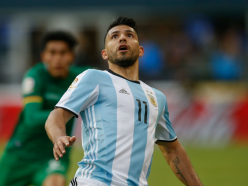 Aguero dropped by severely depleted Argentina