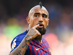 Barcelona's hijacking of Arturo Vidal from Inter has backfired badly