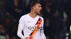 Dzeko set to sign for Juventus as Suarez sees Bianconeri dreams dashed