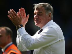 Allardyce has no interest in replacing De Boer at Crystal Palace