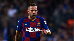 Jordi Alba hands Barcelona untimely injury blow with Napoli & Real Madrid games fast approaching