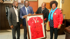 Mwendwa to lead FKF and government delegation to Fifa meeting