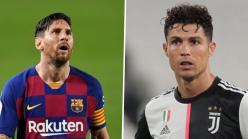 Messi edges out Ronaldo as world