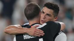 Buffon lauds Ronaldo and Higuain for setting Juventus example
