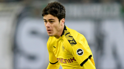 Borussia Dortmund teenager Reyna fit for Wolfsburg clash