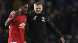 Ighalo: Ezeji faults Manchester United boss Solskjaer for not having faith in Nigerian star