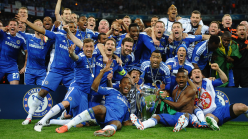 Lukaku didn't lay 'a finger' on Chelsea's Champions League trophy and still resents Villas-Boas