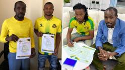 Premier League giants Yanga SC sign Azam target Junior, Mustapha on two-year deals