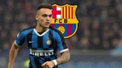 'Hard for Lautaro to say no to Barcelona & Messi' – Higuain doesn't envy fellow Argentine's transfer call