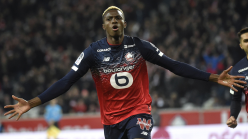 Osimhen: Super Eagles star wins Lille Player of the Season award