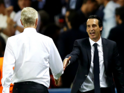 Thank you Arsene - Emery pays tribute to Wenger