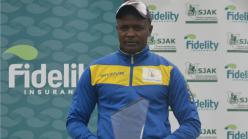 Salim Babu: Western Stima coach scoops KPL award for December
