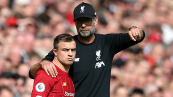 'Shaqiri's gifted but Klopp can't trust him' – Crouch explains Liverpool absence of Swiss star