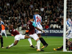 West Ham 2 Huddersfield Town 0: Birthday boy Bilic sees Hammers get off the mark