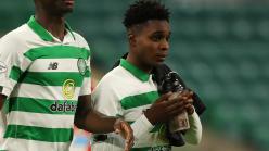 Wonderkid Jeremie Frimpong on  target as Celtic thrash Hamilton Academical