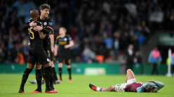 Stones laughs off 'sniper' jibes & remains unfazed by criticism of Man City form