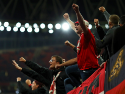 How were thousands of Koln fans able to storm the Emirates Stadium?