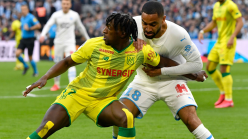 Kader Bamba signs two-year contract extension with Nantes