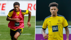 Bellingham credits Sancho for helping him settle into life at Borussia Dortmund