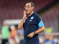 Napoli boss Sarri stands by decision to rest