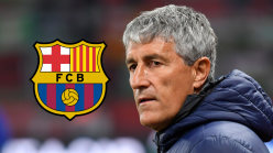 Setien takes legal action against Barcelona over contract dispute