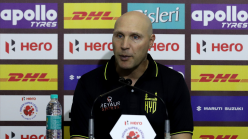 Javier Gurri Lopez: We want to win the last home match for the fans and owners