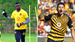 Kaizer Chiefs allowed to register Akpeyi and Castro as locals next season