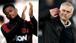 Martial lifts lid on Mourinho frustrations at Man Utd: No need to say it in front of everybody!