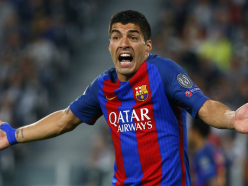 Suarez credits former Barca boss Enrique with curbing his referee rage and selfish streak