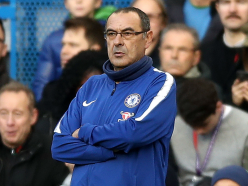Sarri still writing off Chelsea