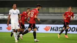 Manchester United 1-0 Copenhagen: Fernandes penalty finally relieves Red Devils