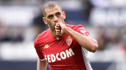 Slimani sets personal record as Monaco edge Montpellier