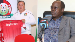 'Where on earth can a coach accept 60 day contract?' – Nyamweya questions Firat