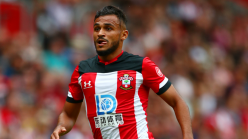 Boufal limps off with injury in Southampton defeat to Burnley
