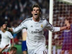 WATCH: Dreams do come true - Bale and kids recreate UEFA Champions League goal