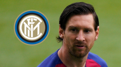 Messi was never part of Inter's plan despite Barcelona exit talk, claims Nerazzurri chairman