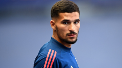 Arsenal target Aouar sees first career red as Lyon bow to Montpellier