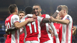 Chelsea close in on €45m deal to sign Ajax star Ziyech
