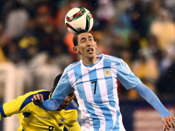 Argentina 2-1 Ecuador: Pastore the hero in Messi