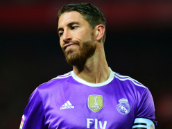 Ramos hurting but calm after Real Madrid