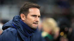 Lampard never wanted Chelsea to be an 'academy club' and refutes claim he is under pressure after spending spree