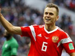 Russia World Cup hero Cheryshev returns to Valencia on loan