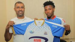Lyanga: Azam FC complete signing of former Coastal Union star