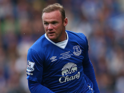 Rooney: It was weird to play for Everton again!