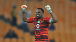 Kaizer Chiefs stopper Akpeyi has made things difficult for me - Khune