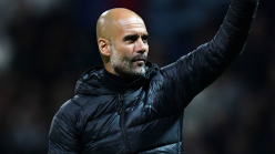 Guardiola admits Man City were too wasteful in win over Palace
