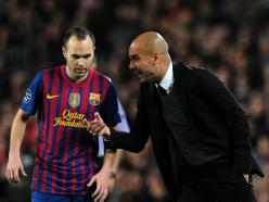 Guardiola salutes legacy of