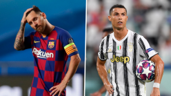 No Messi or Ronaldo among nominees for Champions League positional awards